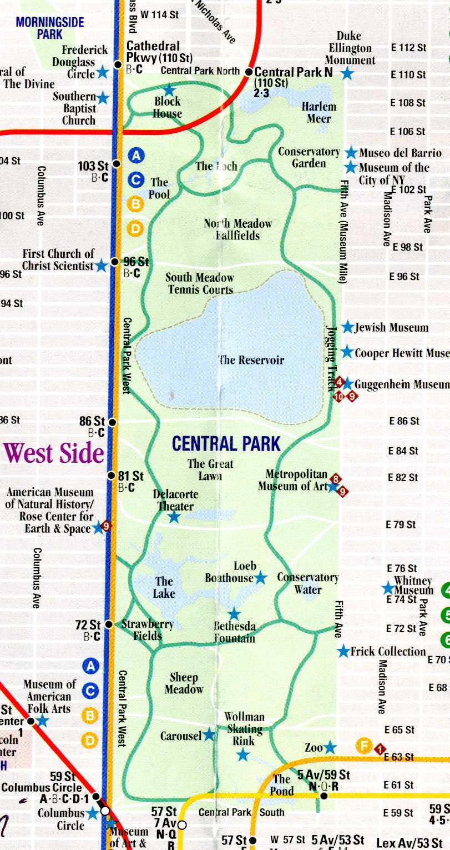a tempo run in central park  teamrunningfreecom - central park