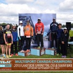 Lakeside Sprint Duathlon – Saturday, Sept. 12, 2015