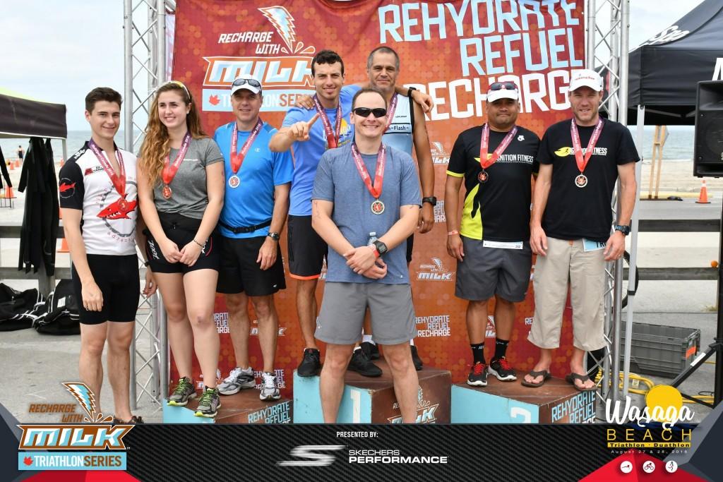 2016-08-28   2016 MultiSport Wasaga Beach Triathlon (Sunday)