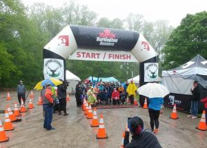 People who started the 200 mile race