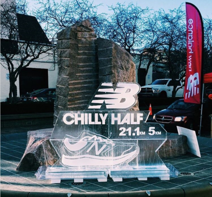 Chilly Half Marathon 2017 – Race Recap