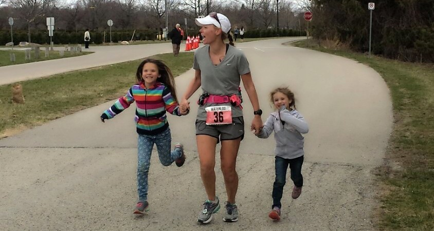 I'm a Marathon Runner