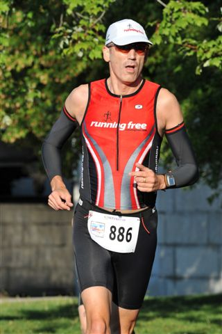 Anthony Dale at 2010 Canadian Sprint Du