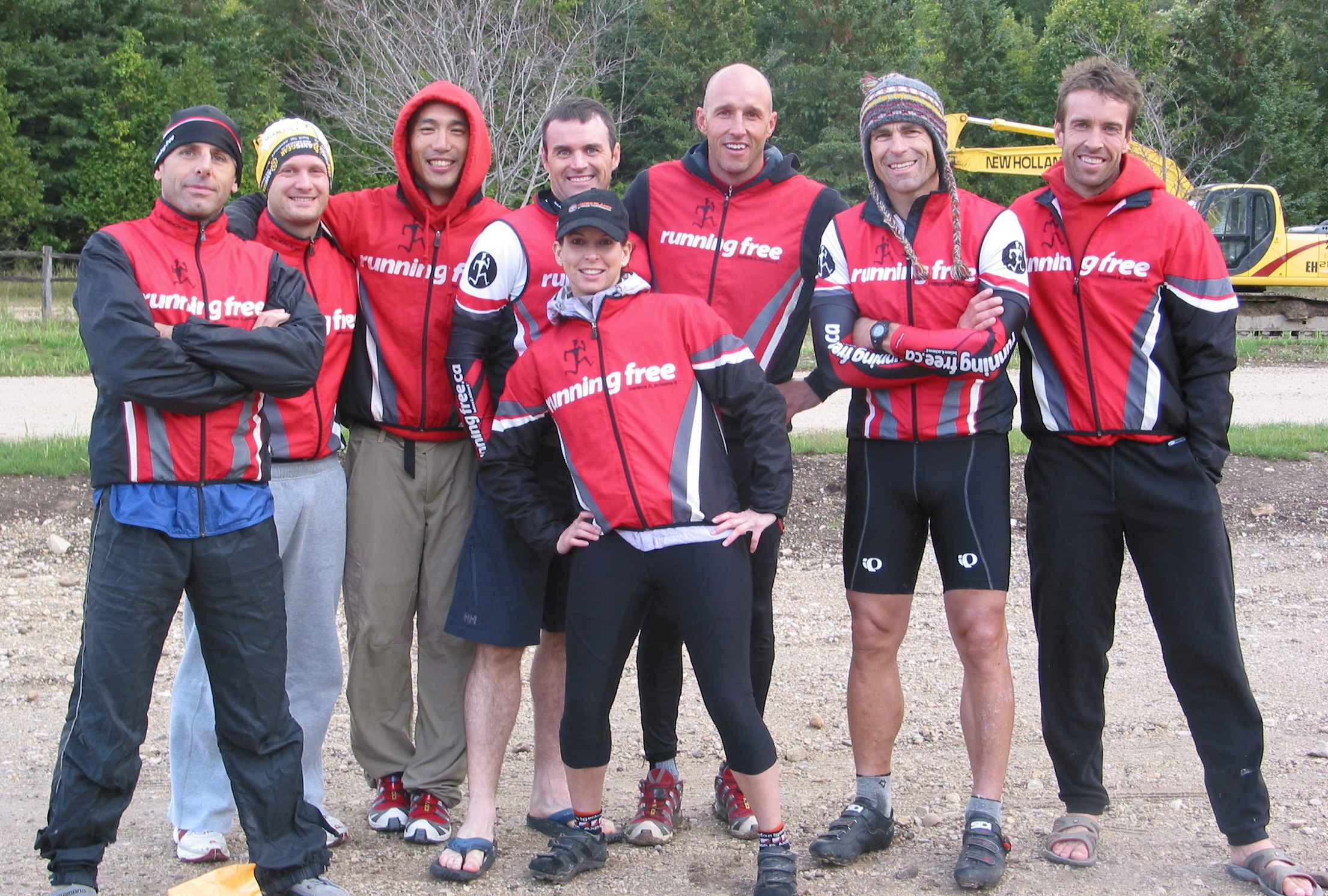 Team Running Free @ Keen Adventure Sports Games