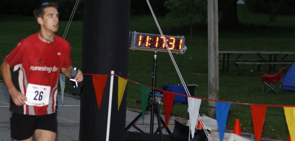 100 KM Ultra Marathon London Ontario