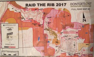 Race the Rib Map 3