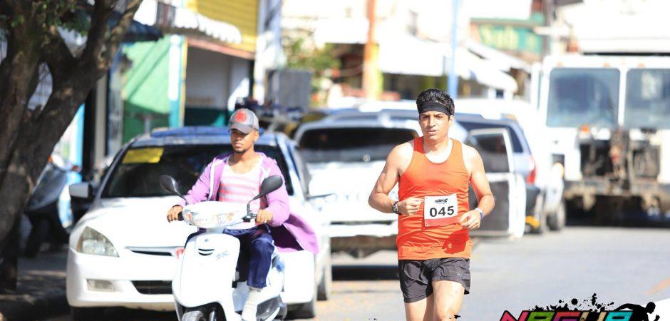 Nagua Corre 5km, Nagua, Dominican Republic