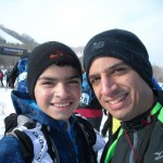 Race Report: 2014 Don't Get Lost Snowshoe Raid