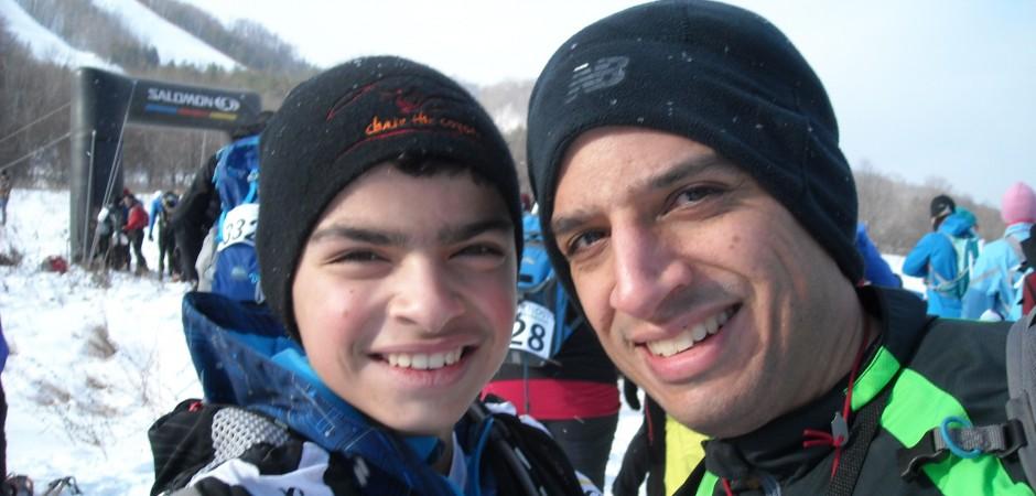 Race Report: 2014 Don't Get Lost Snowshoe Raid