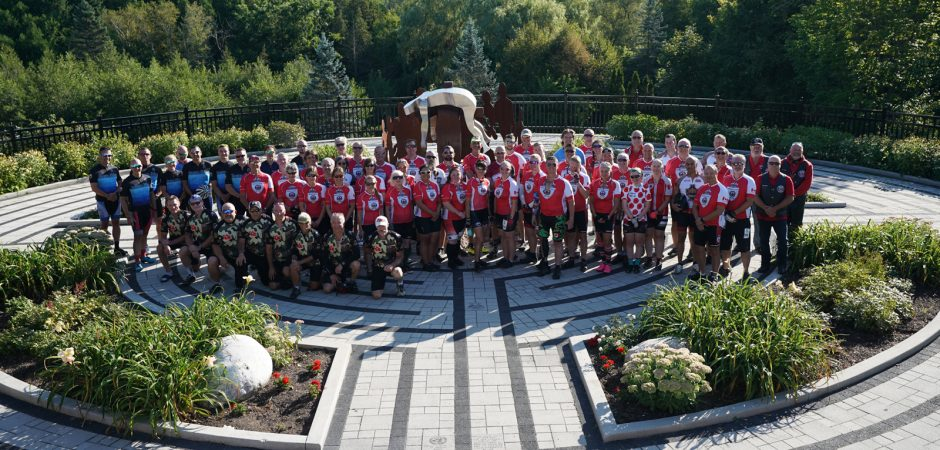 Highway of Heroes Ride 2019