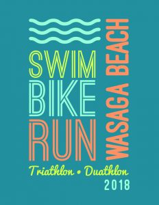 Wasaga Beach Olympic Distance Triathlon August 2018