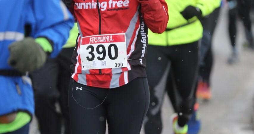 Chilly Half Marathon 2015