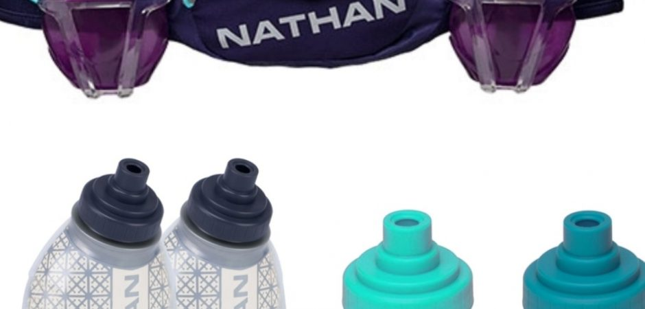 Nathan Trail Mix Plus 2, Fire & Ice Flasks and Race Caps