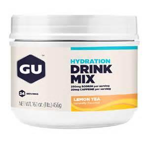 GU Hydration Drink Mix-Lemon Tea