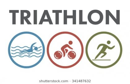 Want to try a triathlon? It's easier than you think! And so rewarding!