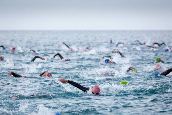 Your first triathlon race